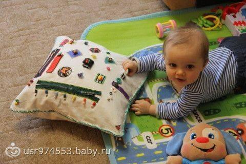 Играем с малышом в 8 месяцев | метки: игрушка, ребенок, какой, игрушка, ребенок