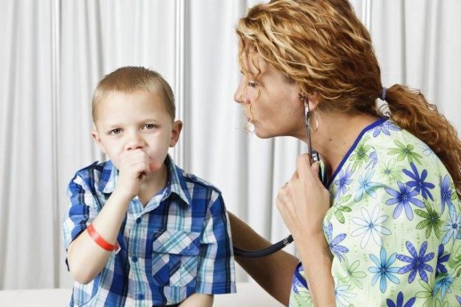 Кашель во сне у ребенка – как лечить?