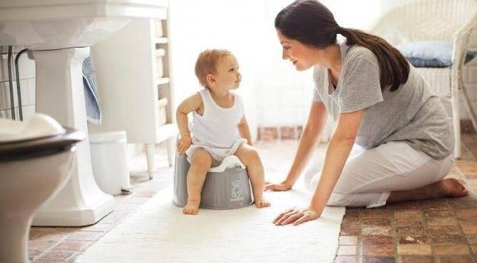 Когда и как отучать ребёнка от подгузников?