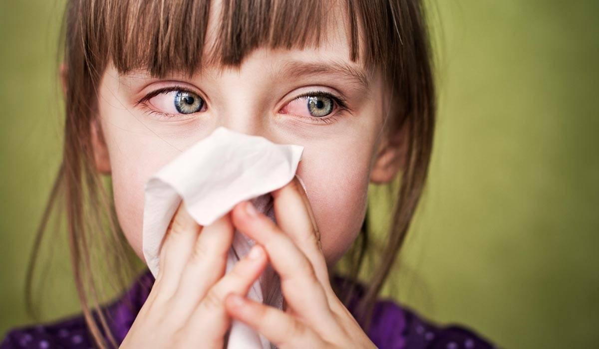 Лечение желтых соплей у ребенка