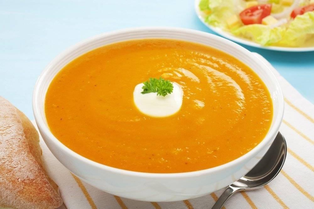8 рецептов вкусных детских супов