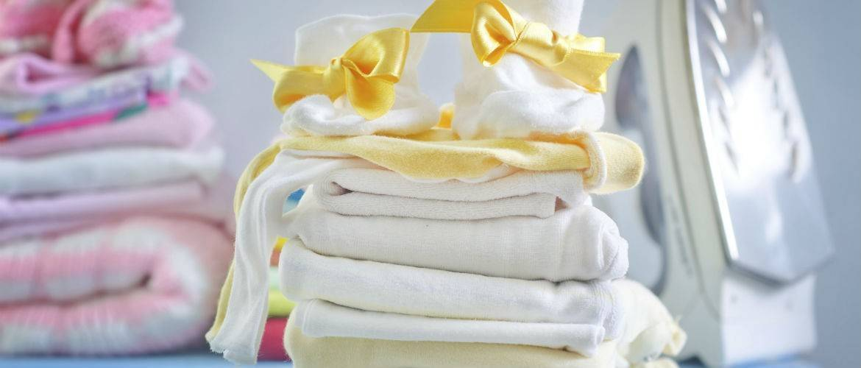 Как стирать детские вещи для новорожденных в стиральной машине
