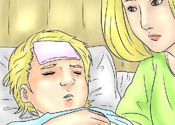 У ребенка резко упало давление. пониженное давление у ребенка.