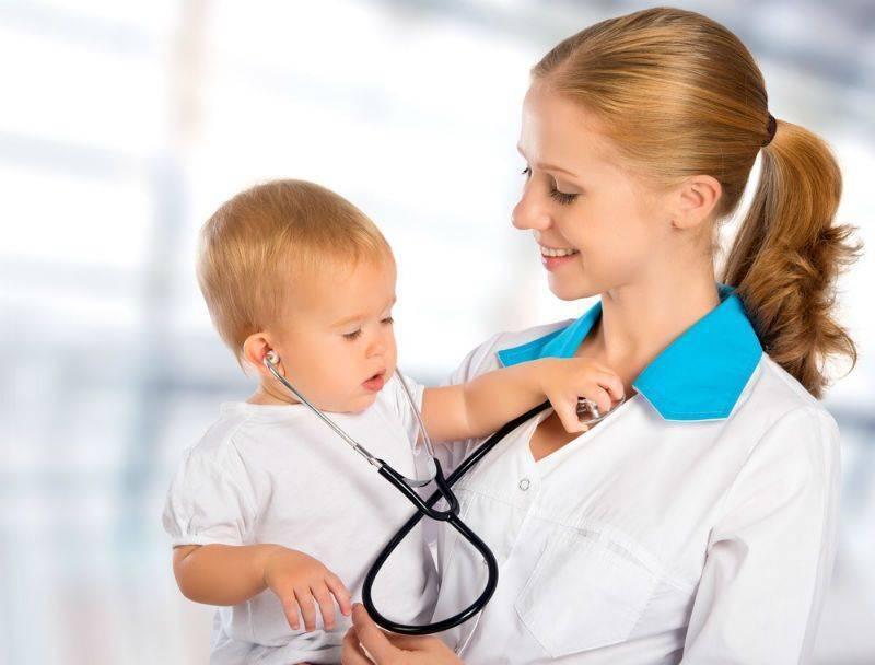 Каких врачей проходят перед школой?