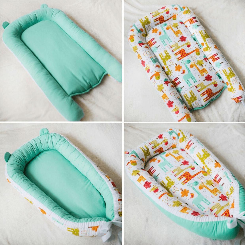 Кокон для новорожденных своими руками