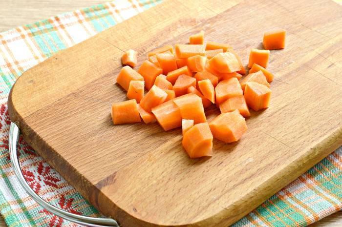Простые рецепты морковного пюре для грудничка