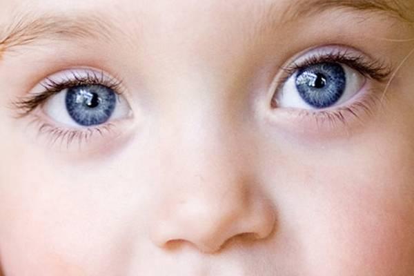 Интересно... про цвет глаз (фото) - запись пользователя viktory (id1955179) в сообществе развитие от рождения до года в категории внешность и красота - babyblog.ru