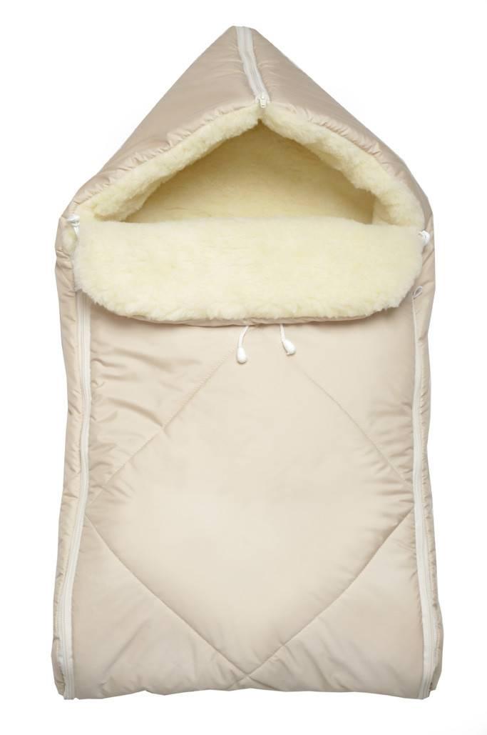 Комбез, конверт или трансформер для зимнего новорожденного