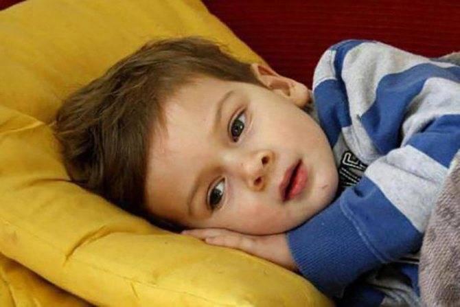 Из-за чего грудной ребенок плохо спит