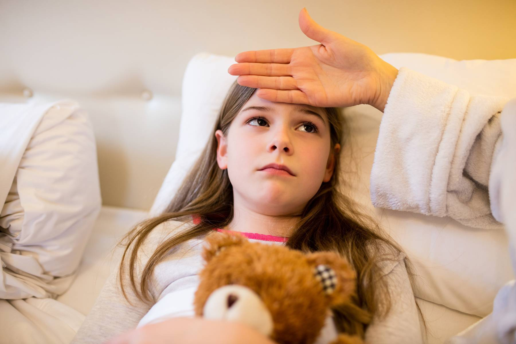 Температура у ребенка: какая нормальная и когда повышается. температура у месячного ребенка и ребенка до года
