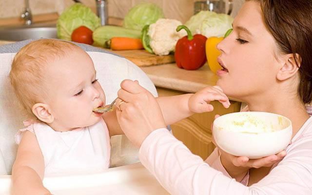 Питание годовалого ребенка. интересная статья)