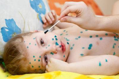 О чем сигнализирует появившаяся в паху у ребенка сыпь