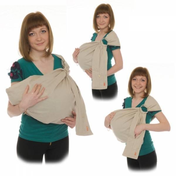 Как сделать слинг для новорожденных самостоятельно. мастер-класс по изготовлению различных слингов своими руками как сделать для младенца слинг