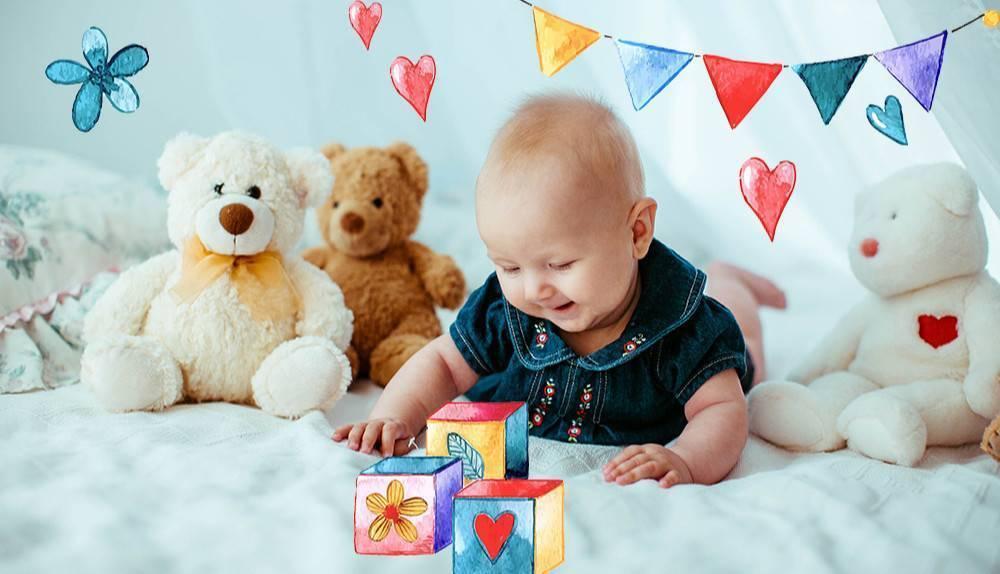 Календарь развития ребенка по месяцам до 1 года: основные этапы и нормативные показатели