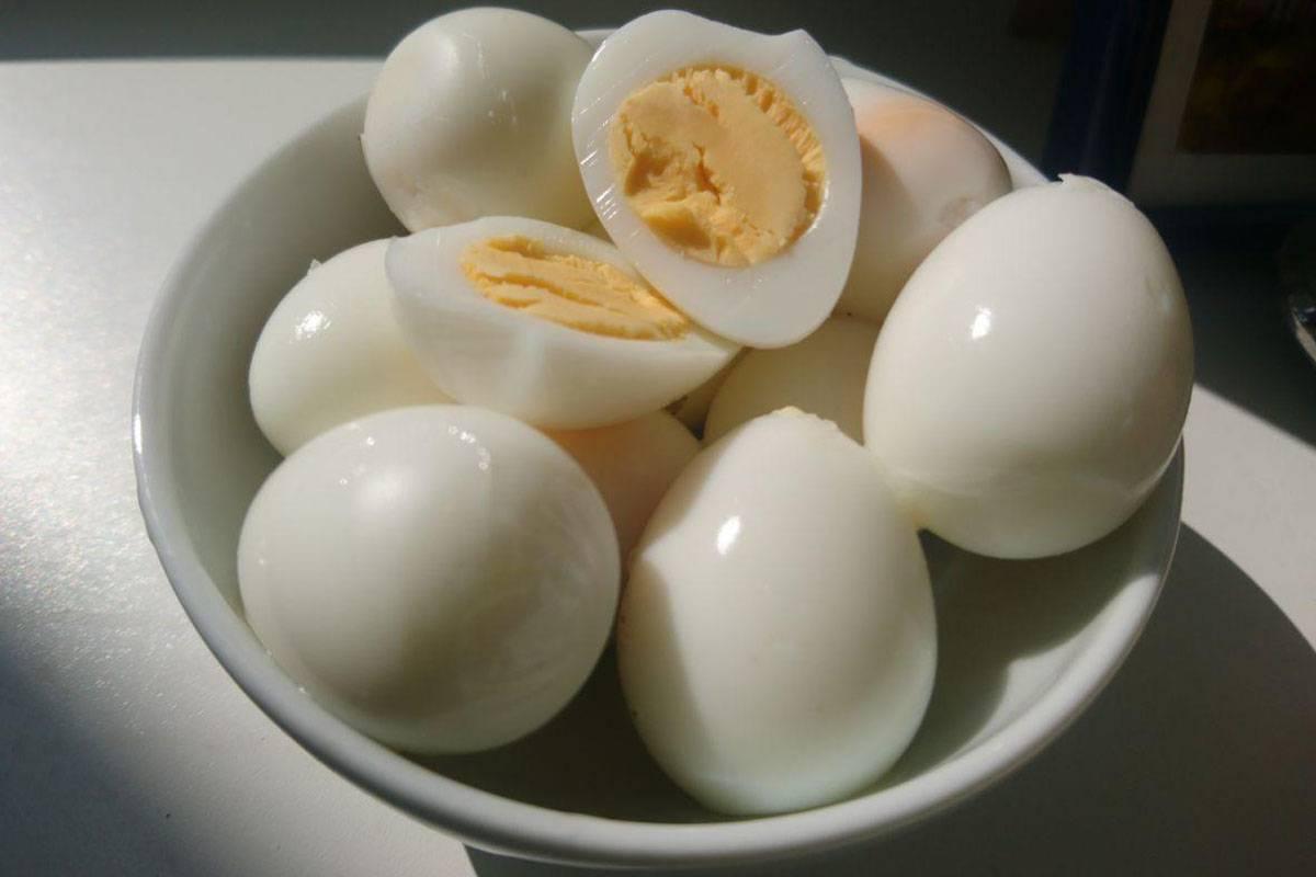 Сколько варятся перепелиные яйца вкрутую для ребенка
