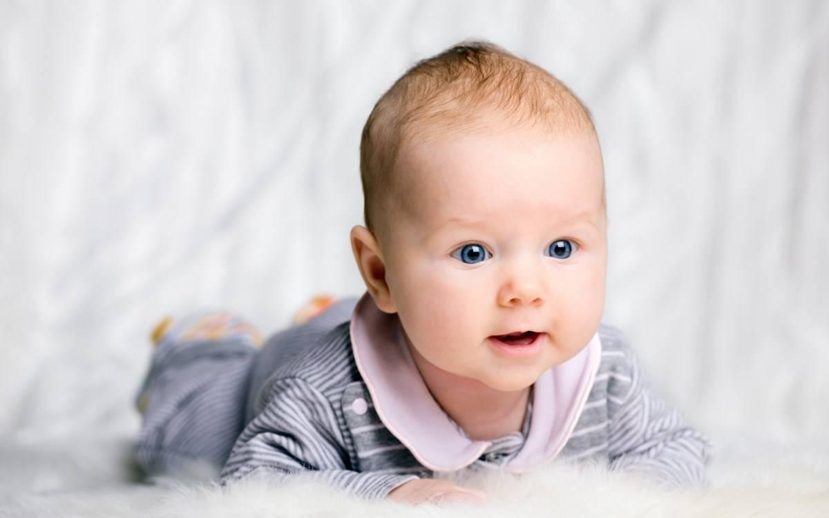 Развитие ребёнка от 3 до 4 месяцев