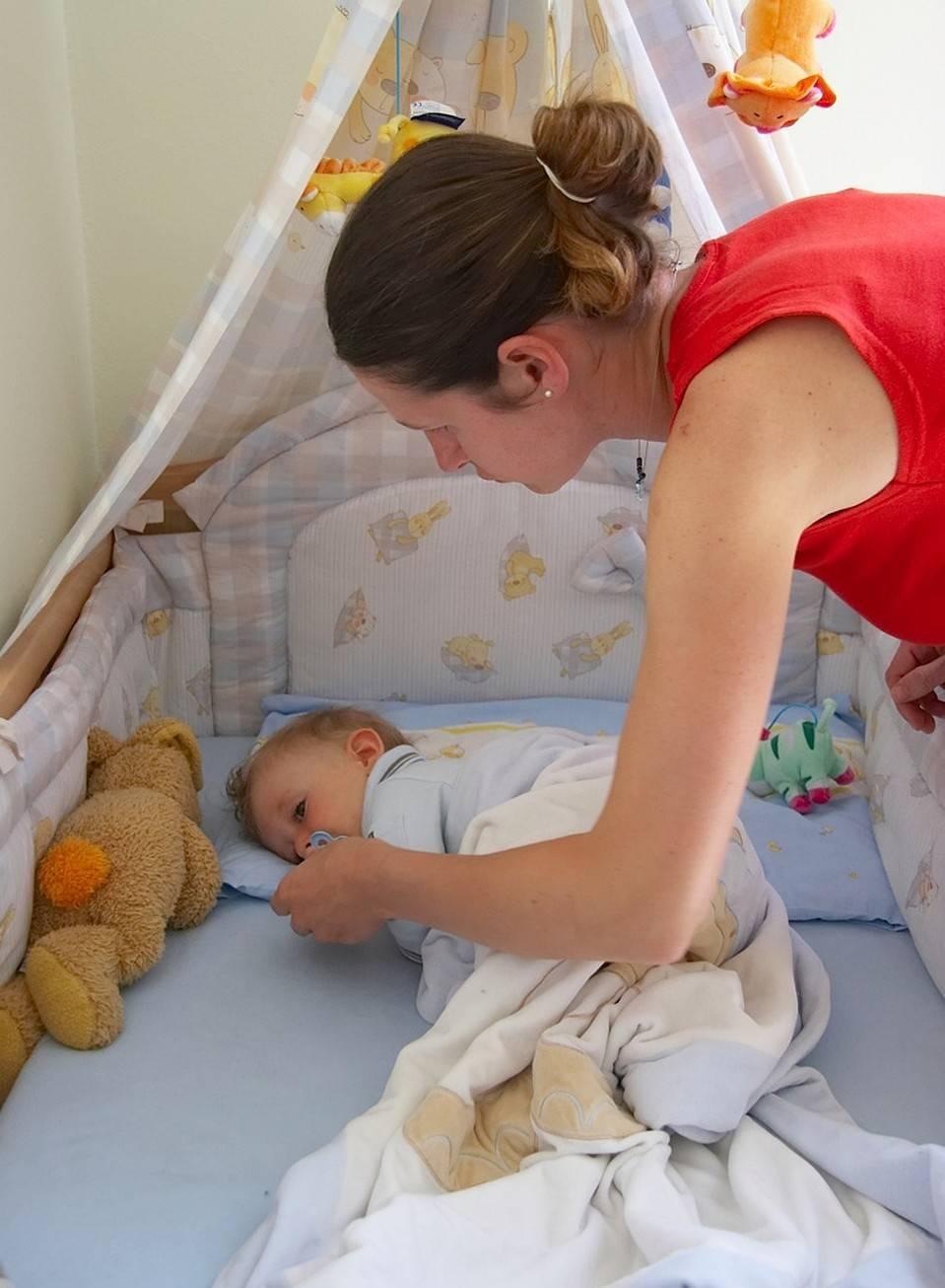 Причины плохого сна 9-месячного ребенка