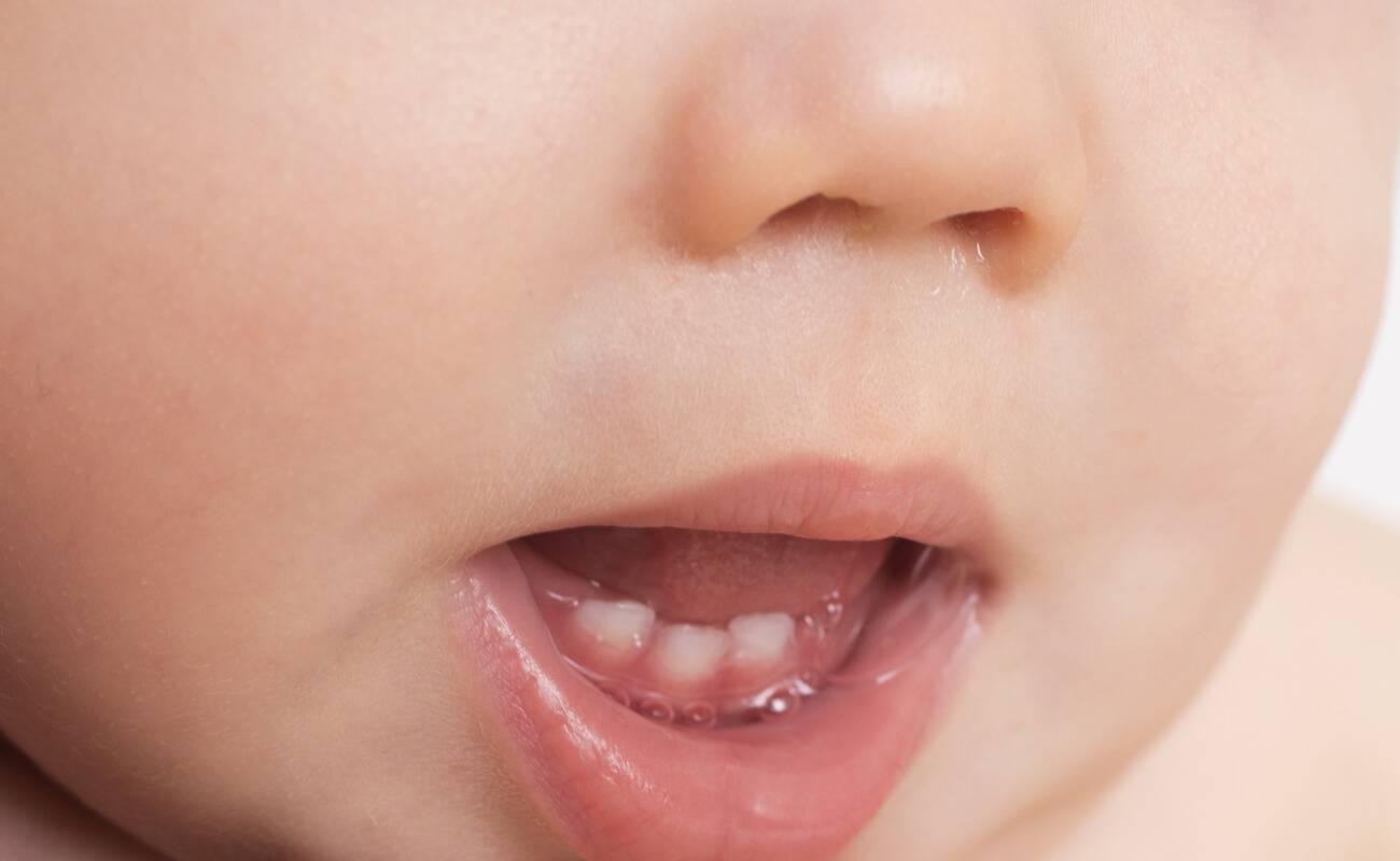 Каковы сроки прорезывания молочных зубов у детей?
