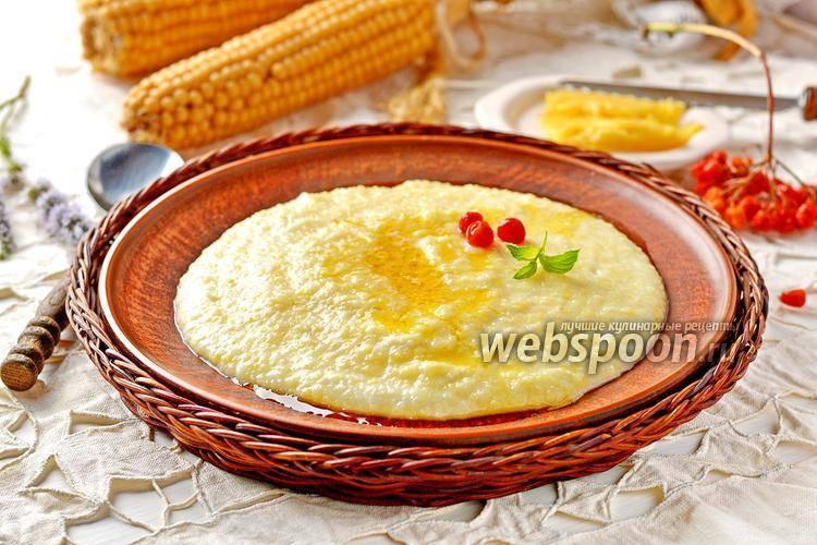 Кукурузная каша на молоке:готовим полезное блюдо для всей семьи