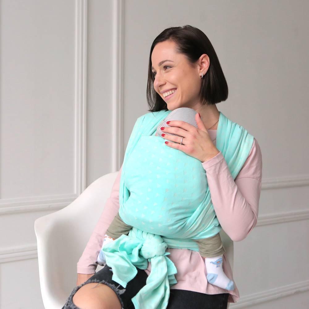 Посоветуйте тип слинга для новорожденного