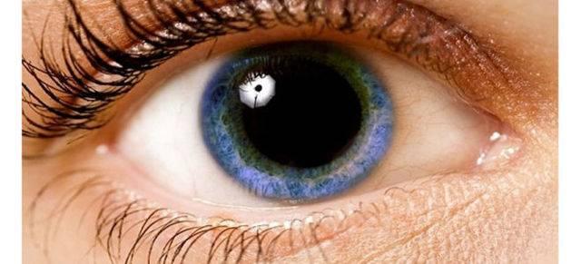 Разный размер глаз у малыша