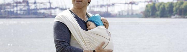 Как сшить слинг своими руками для новорожденного?