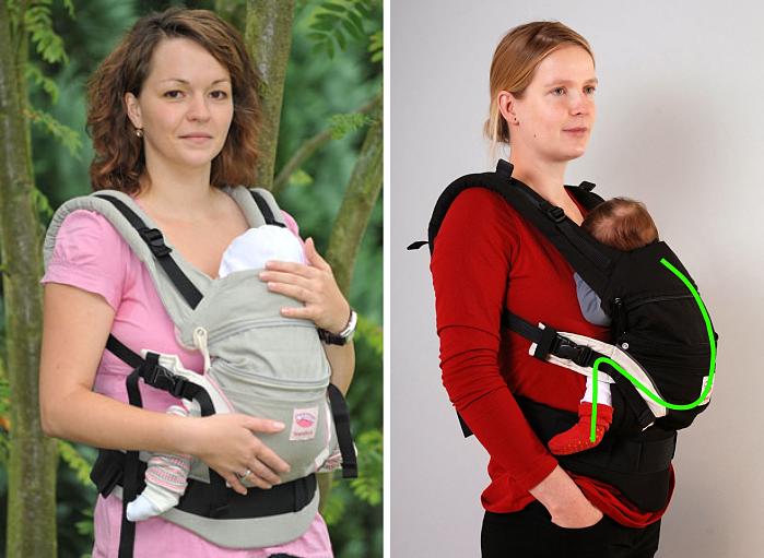 Эрго-рюкзак: с какого возраста носить, типичные ошибки - как выглядит эрго рюкзак - запись пользователя катя радость (ek-rad) в сообществе все о слингах в категории полезная информация - babyblog.ru