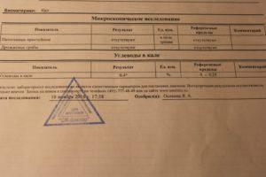 Анализ кала на углеводы у грудничков: расшифровка, норма, отклонения