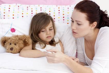 Можно ли делать растирания водкой, уксусом при температуре у ребенка