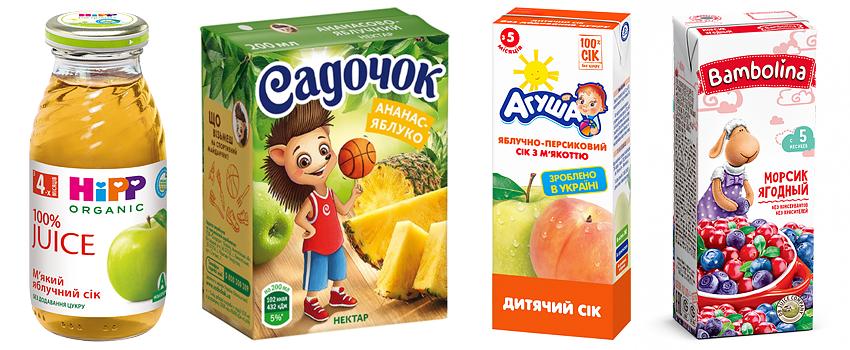 С какого возраста можно давать яблочный сок ребенку и как это правильно делать?