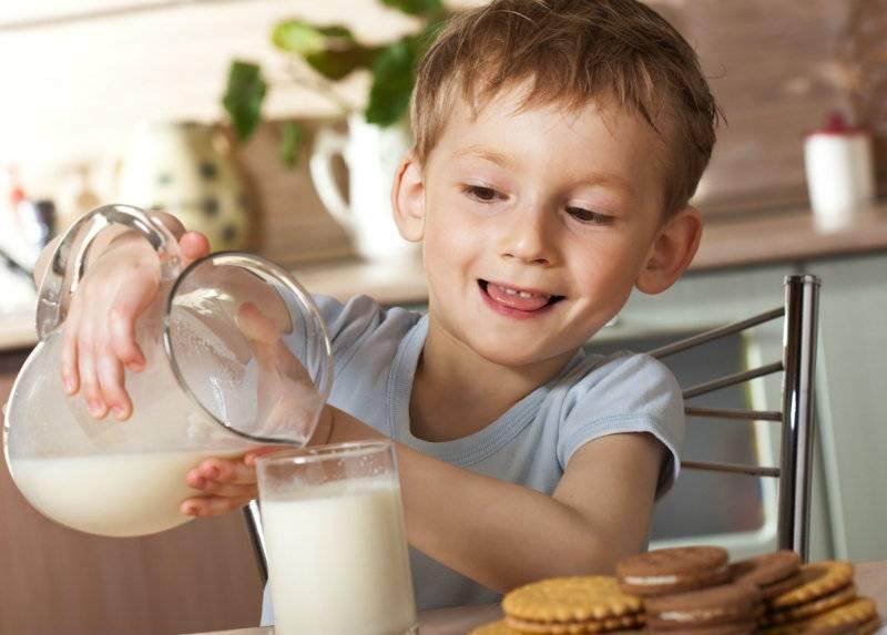 Все про аллергию на молоко у грудничка