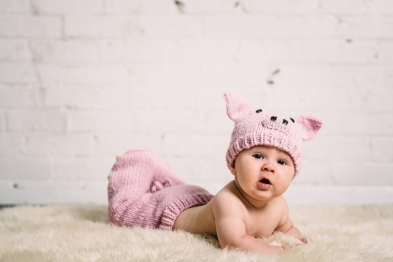 Заложенность носа без слизи у младенца: причины