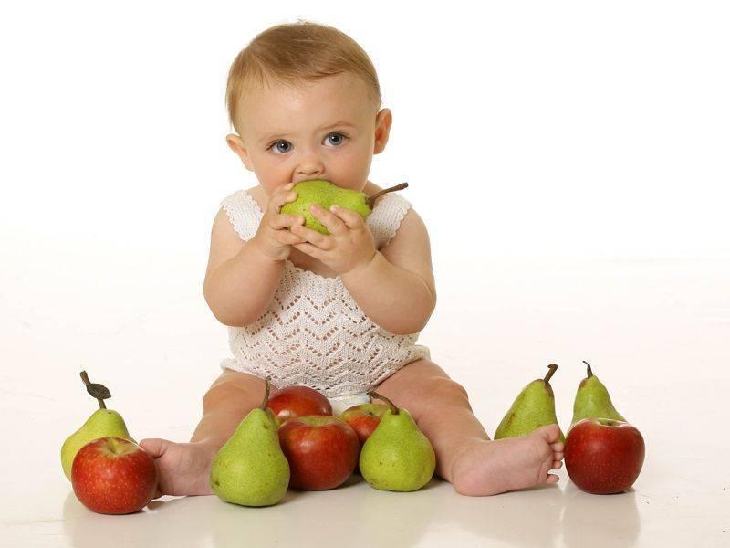 Рацион ребенка в 7 месяцев при грудном вскармливании: таблица питания