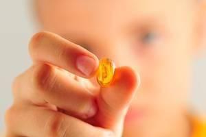 Рыбий жир для детей: свойства, разновидности и рекомендации по применению