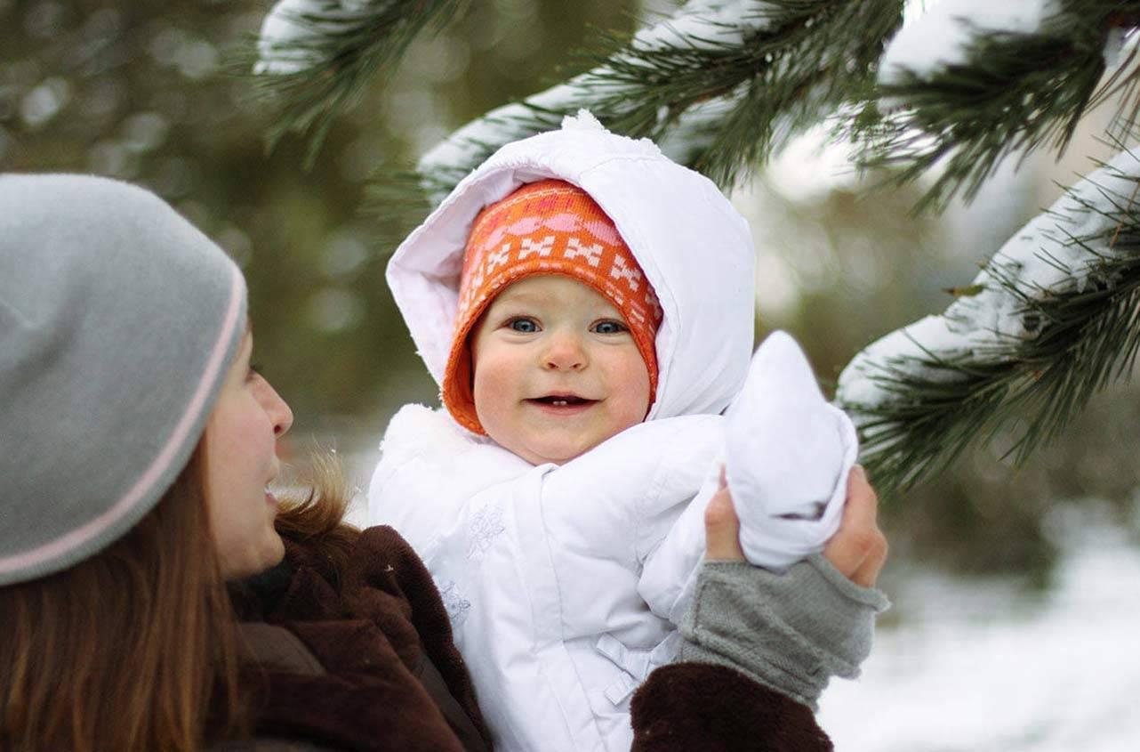 Доктор комаровский о прогулках с новорожденным зимой