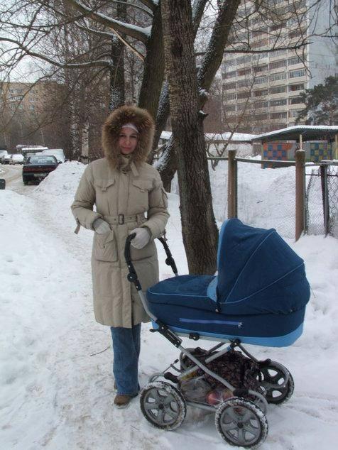 Как и сколько гулять с младенцем