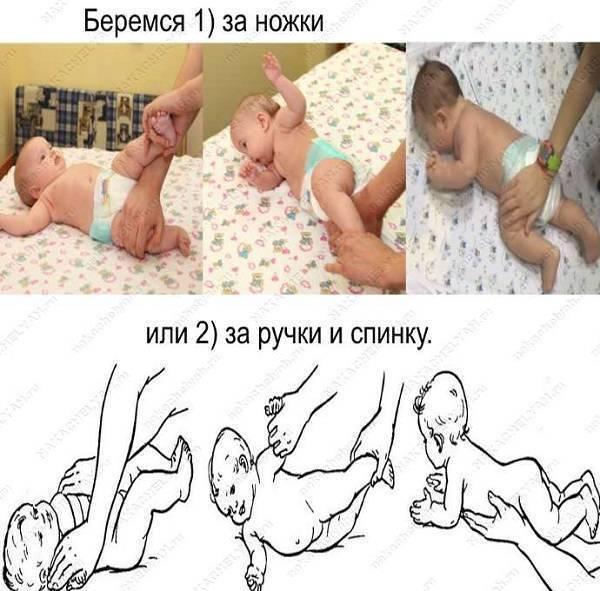 Kak-nauchit-perevorachivatsya-so-spiny-na-zhivot - запись пользователя настя :) (anastasia_kisa87) в сообществе развитие от рождения до года в категории физическое развитие - babyblog.ru