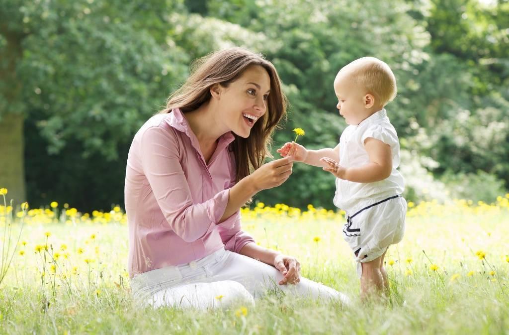 Развитие ребенка на четвертом месяце