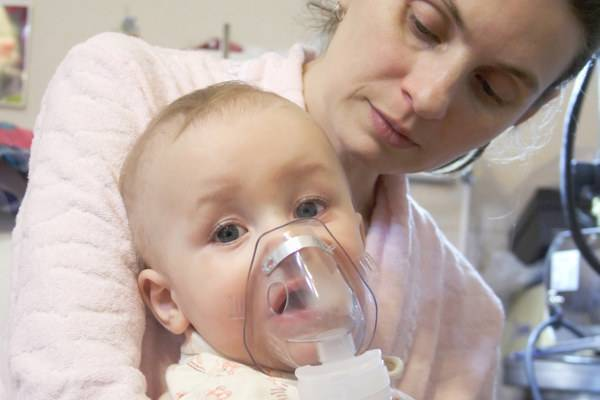 Можно ди делать ингаляция для ребенка до года от кашля