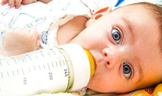 Сколько ребенок должен съедать в 2 месяца
