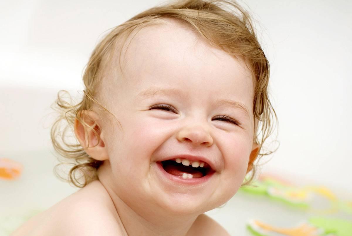 Количество зубов в 1 год