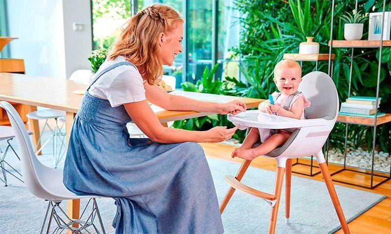 Подскажите опытные мамочки какой стул для кормления взять.