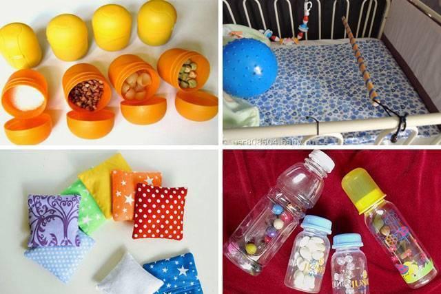 Развиваемся играя – развивающие игрушки для детей 9 месяцев