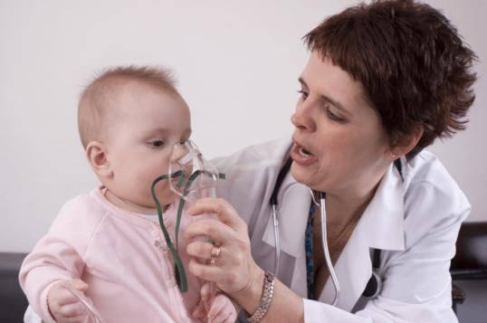 Физраствор для промывания носа новорожденному и грудному ребенку (до года)
