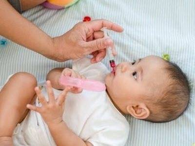 Аллергия на антибиотик у годовалого ребенка