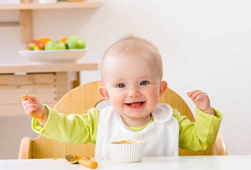 Тыква в прикорме и питании ребенка