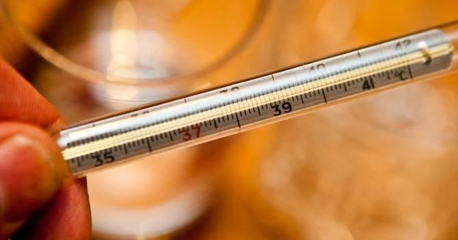 У ребенка гипотермия 35 градусов: основные причины