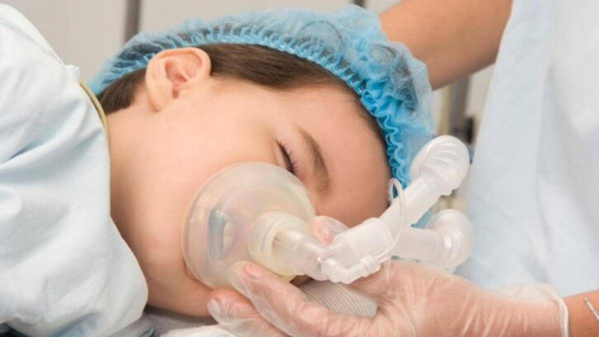 Общий наркоз для ребенка до года — влияние на организм