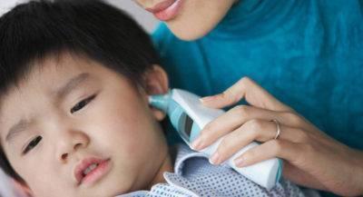 Как выбрать жаропонижающее средство при высокой температуре у детей