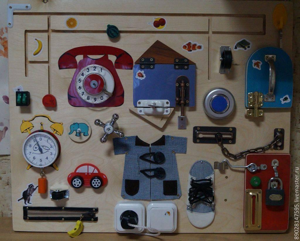 Как сделать своими руками игрушки для развития мелкой моторики у ребёнка
